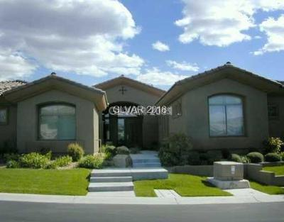 Henderson Single Family Home Under Contract - No Show: 6 Golf Crest Court