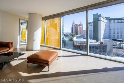 Las Vegas High Rise For Sale: 3726 Las Vegas Boulevard #1007