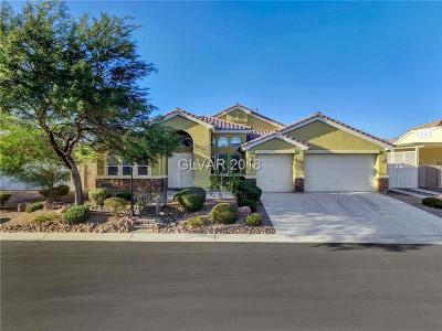 Las Vegas NV Single Family Home Under Contract - No Show: $558,888