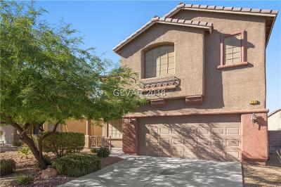 North Las Vegas Single Family Home For Sale: 724 Brown Breeches Avenue