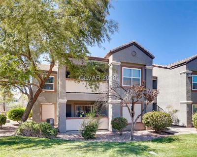 Condo/Townhouse For Sale: 555 Silverado Ranch Boulevard #2099