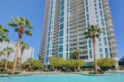 Las Vegas, North Las Vegas Rental For Rent: 222 Karen Avenue #1405