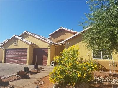 North Las Vegas Single Family Home For Sale: 2636 Torch Avenue