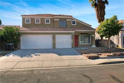 Henderson Single Family Home For Sale: 214 Mariposa Way