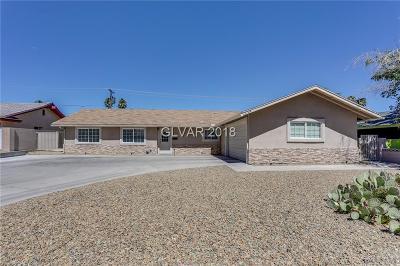 Las Vegas Single Family Home For Sale: 2704 Oakey Boulevard