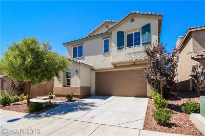 Las Vegas NV Single Family Home For Sale: $337,000