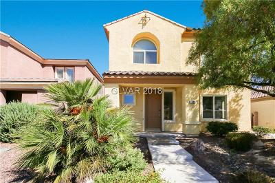 Las Vegas NV Single Family Home Under Contract - No Show: $328,000
