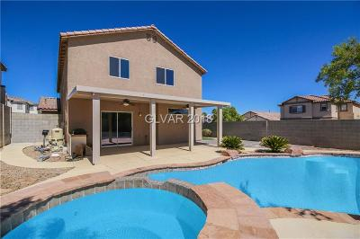 Las Vegas NV Single Family Home For Sale: $400,500