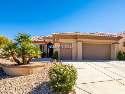 Las Vegas Single Family Home For Sale: 10813 Clarion Lane