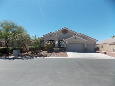 North Las Vegas Single Family Home For Sale: 6713 Tattler Drive
