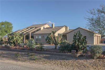 Las Vegas Single Family Home For Sale: 4235 West Cougar Avenue