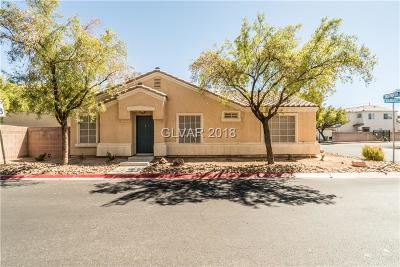 Las Vegas Single Family Home For Sale: 2508 Trustworthy Avenue
