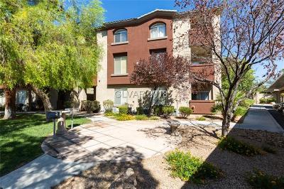 Las Vegas Rental For Rent: 4400 Jones Boulevard #3078