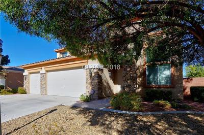 Henderson Single Family Home For Sale: 2406 Sunburst View Street