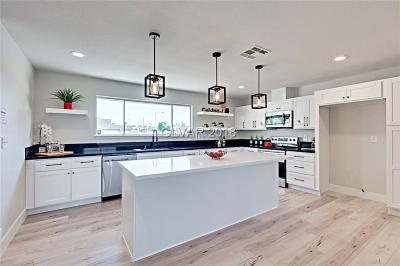 Las Vegas Single Family Home For Sale: 1840 Nashua Circle