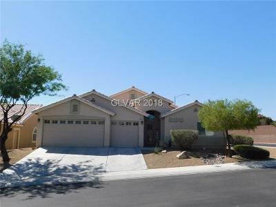 North Las Vegas Single Family Home For Sale: 3413 Ashby Field Avenue