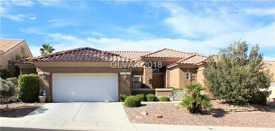 Las Vegas NV Single Family Home For Sale: $629,000