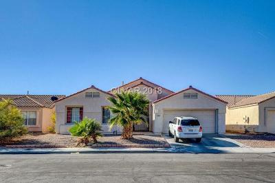 North Las Vegas Single Family Home For Sale: 4409 Bucking Bronco Road
