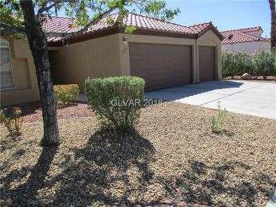 North Las Vegas Single Family Home For Sale: 3921 Redfield Avenue