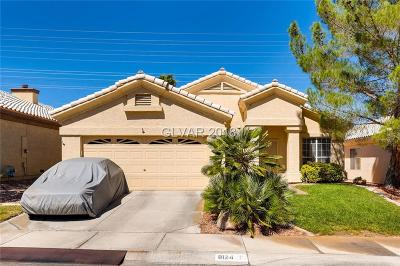Las Vegas Single Family Home For Sale: 8124 Villa Finestra Drive