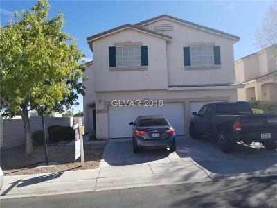 Las Vegas Single Family Home For Sale: 8921 Tumblewood Avenue