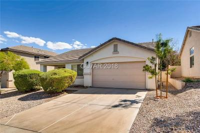 Henderson Single Family Home For Sale: 1085 Bootspur Drive