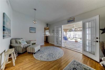 Boulder City Single Family Home For Sale: 1441 Sorrel Road