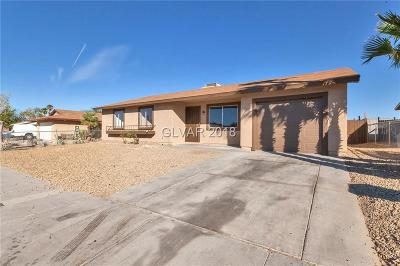 Las Vegas Single Family Home For Sale: 4136 Plumtree Street