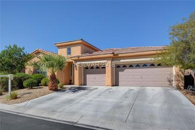 Las Vegas Single Family Home For Sale: 8120 Mountain Forest Court