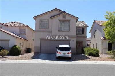 Las Vegas Single Family Home For Sale: 7853 Nesting Pine Place