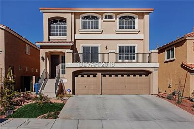 Las Vegas Single Family Home For Sale: 5520 Dancing Fox Court