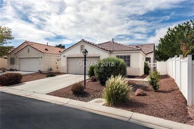 North Las Vegas Single Family Home For Sale: 346 Loma Marsh Court