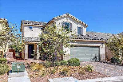 North Las Vegas Single Family Home For Sale: 4128 Seclusion Bay Avenue