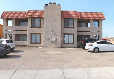 North Las Vegas Multi Family Home For Sale: 6994 Issac Avenue