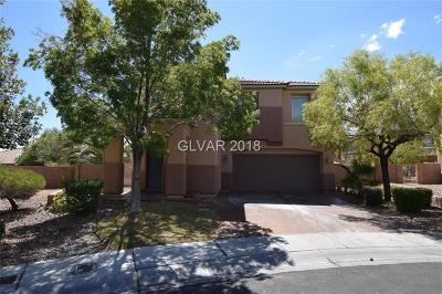Las Vegas Single Family Home For Sale: 592 Lacabana Beach Drive