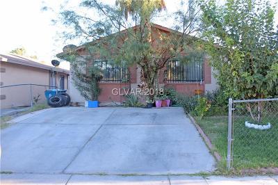 Clark County Single Family Home For Sale: 4515 Bingham Avenue