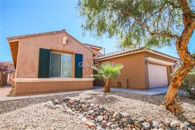 North Las Vegas Single Family Home For Sale: 3947 Keasberry Avenue