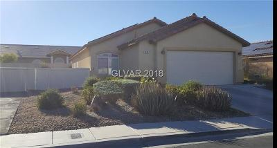Clark County Single Family Home For Sale: 4702 Beach Shell Court