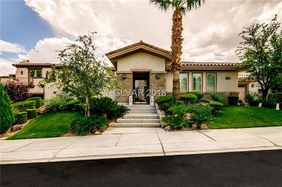 Las Vegas Single Family Home For Sale: 11575 Evergreen Creek Lane