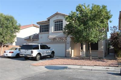 Las Vegas Single Family Home For Sale: 9555 Newton Grove Court