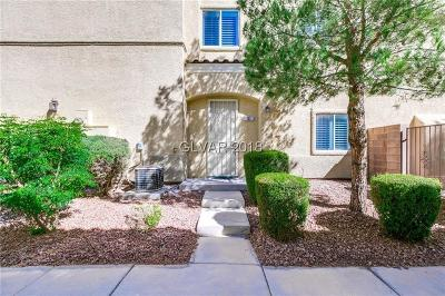 NORTH LAS VEGAS Condo/Townhouse Under Contract - Show: 6328 Beige Bluff Street #3