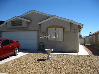 Clark County Single Family Home For Sale: 3886 Via Lucia Drive
