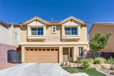 Las Vegas NV Single Family Home For Sale: $357,000