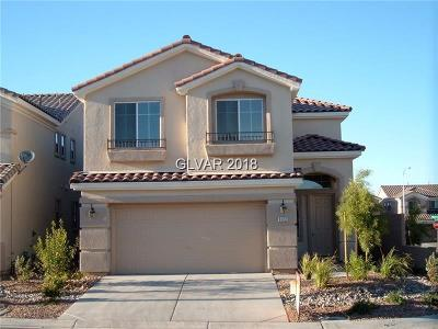 Las Vegas Single Family Home For Sale: 9122 Mountain Maple Court
