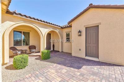 Las Vegas Single Family Home For Sale: 9726 Blistering Sun Avenue