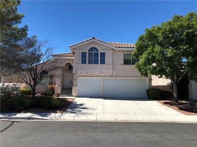 Las Vegas Rental For Rent: 7577 Poppy Meadow Street