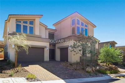 Henderson NV Single Family Home For Sale: $645,861
