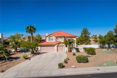 Las Vegas Single Family Home For Sale: 4909 Maverick Street