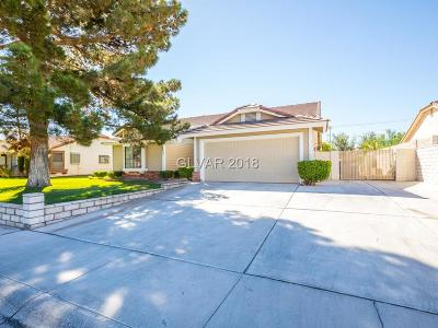 Las Vegas NV Single Family Home Under Contract - No Show: $225,000