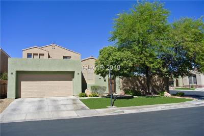 Las Vegas Single Family Home For Sale: 194 Twin Towers Avenue